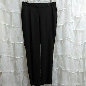 WORTHINGTON Curvy Fit Dress Pants Trousers R21
